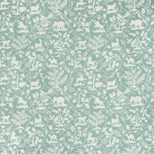 Seafoam Animal Decorator Fabric by Kravet