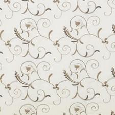 Bone Decorator Fabric by Stout
