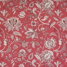 Merlot Floral Decorator Fabric by Greenhouse