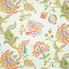 Tea Rose Ikat Decorator Fabric by Greenhouse