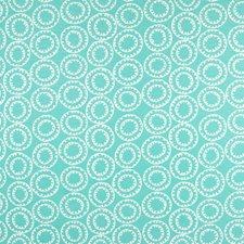 Turquoise Suzani Decorator Fabric by Greenhouse