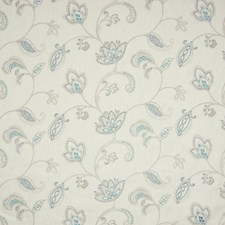 Aegean Floral Decorator Fabric by Greenhouse