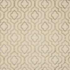 Wheat Medallion Decorator Fabric by Greenhouse