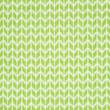 Lime Ikat Decorator Fabric by Greenhouse