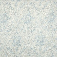 Winter Scroll Decorator Fabric by Greenhouse