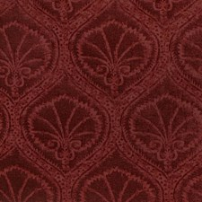 Moroccan Red Decorator Fabric by Kasmir