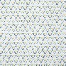 Lemon Print Decorator Fabric by Pindler