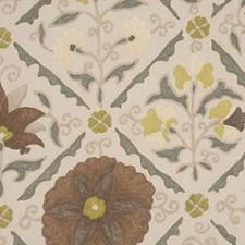 Rhinestone Decorator Fabric by RM Coco