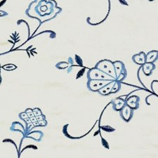 Porcelain Decorator Fabric by RM Coco