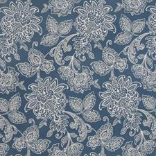 Blue Sky Decorator Fabric by Kasmir