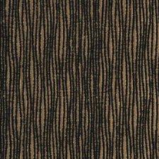 Black Stripes Decorator Fabric by G P & J Baker