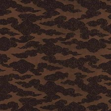 Chocolate Solid W Decorator Fabric by G P & J Baker