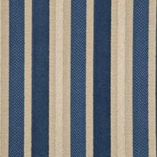 Marine Stripes Decorator Fabric by G P & J Baker
