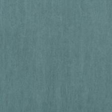 Aqua Solids Decorator Fabric by G P & J Baker