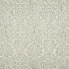 Soft Aqua Damask Decorator Fabric by G P & J Baker