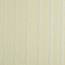 Cream Embroidery Decorator Fabric by G P & J Baker