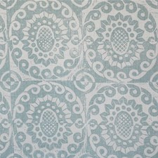 Aqua Modern Decorator Fabric by Lee Jofa