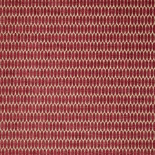 Raspberry Small Scales Decorator Fabric by Lee Jofa