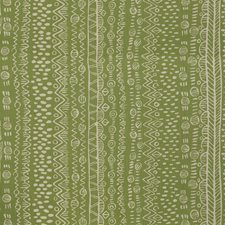 Spring Green Print Decorator Fabric by Lee Jofa