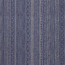 Midnight Print Decorator Fabric by Lee Jofa