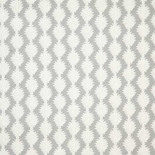 Silver Print Decorator Fabric by Pindler