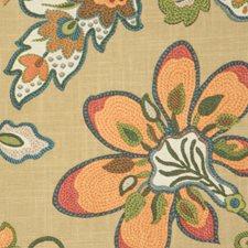 Tea Decorator Fabric by RM Coco