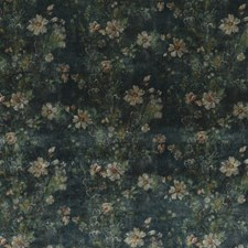 Jade Print Decorator Fabric by G P & J Baker