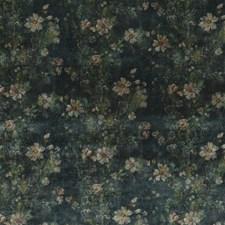 Jade Print Decorator Fabric by G P & J Baker