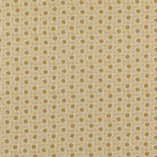 Ochre Botanical Decorator Fabric by G P & J Baker