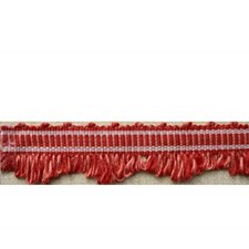 Gimp Pompeian Red Trim by Brunschwig & Fils