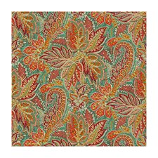 Opal Paisley Decorator Fabric by Brunschwig & Fils