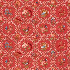 Ardinal Botanical Decorator Fabric by Brunschwig & Fils