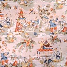 Vanilla Asian Decorator Fabric by Brunschwig & Fils