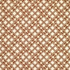 Chestnut Puree Vegetable Decorator Fabric by Brunschwig & Fils