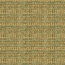 Brown/Aqua Texture Decorator Fabric by Brunschwig & Fils