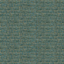 Oxford Blue Texture Decorator Fabric by Brunschwig & Fils