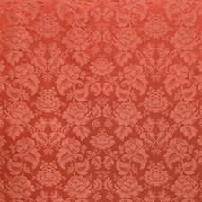 Pepper Red Damask Decorator Fabric by Brunschwig & Fils