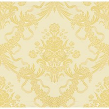 Ivoire Damask Decorator Fabric by Brunschwig & Fils