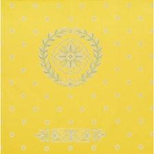Gold Decorator Fabric by Brunschwig & Fils
