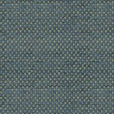 Deep Blue/Beige Solid W Decorator Fabric by Brunschwig & Fils