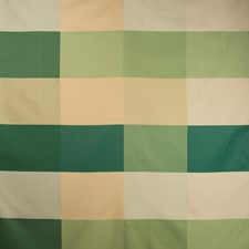 Jade Geometric Decorator Fabric by Brunschwig & Fils