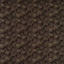 Anthracite Geometric Decorator Fabric by Brunschwig & Fils