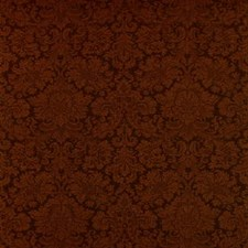Coffee Damask Decorator Fabric by Brunschwig & Fils