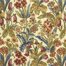 Woodmoss Botanical Decorator Fabric by Kravet