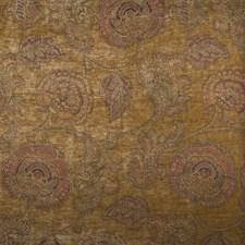 Old Gold Decorator Fabric by Kasmir