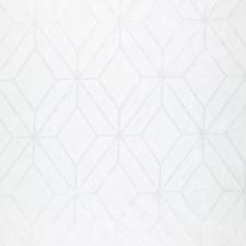 White/Off White Diamond Decorator Fabric by JF