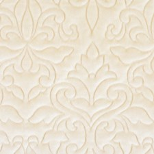 Cream Decorator Fabric by Scalamandre