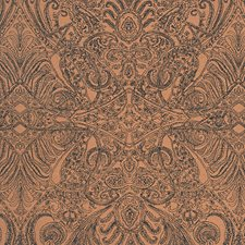 Copper Decorator Fabric by Scalamandre