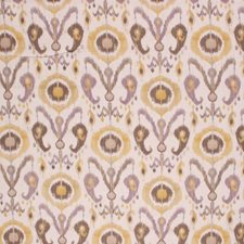 Yellow Mist Decorator Fabric by RM Coco