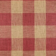 Red Pepper Decorator Fabric by RM Coco